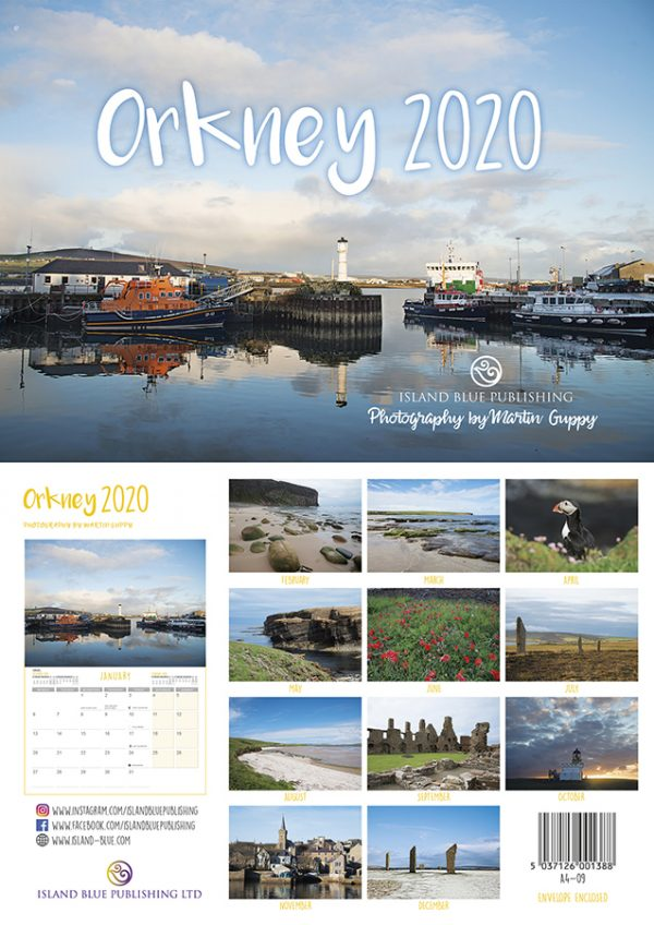 2020 Landscape Calendars