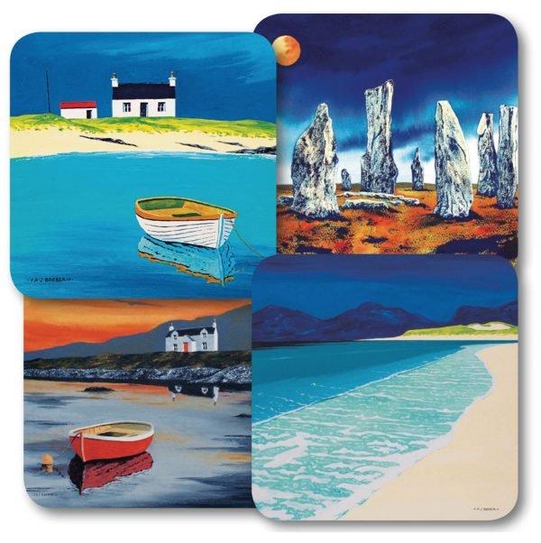 Anthony Barber Set of Tablemats