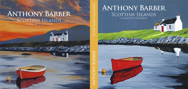 Anthony Barber Greeting Card Wallets