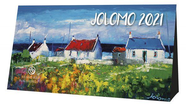 2021 JOLOMO Desk Calendars