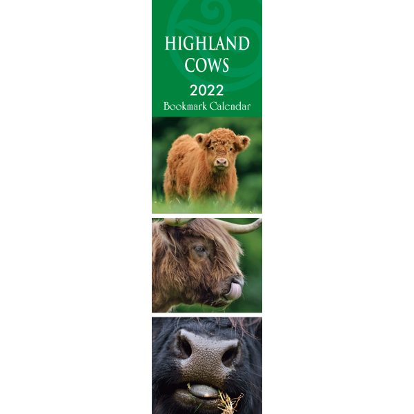 2022 Bookmark Calendars